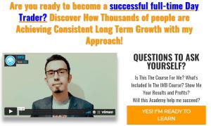 free trading educational webinar