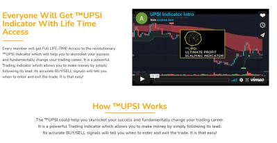 stock market trading school