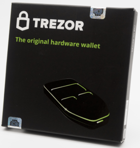 Trezor wallet package