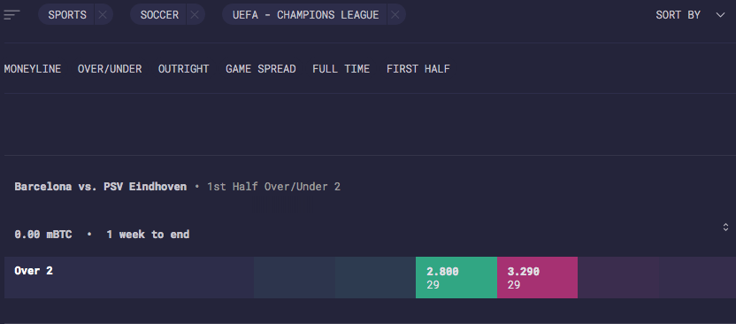 fairlay bitcoin champions league betting, ethereum, dash