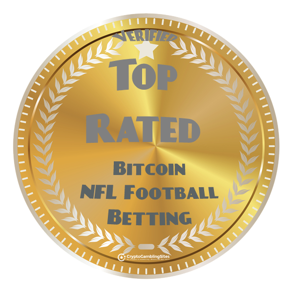 BTC NFL betting sites top rating