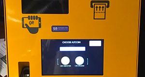 Bitcoin pinautomaat
