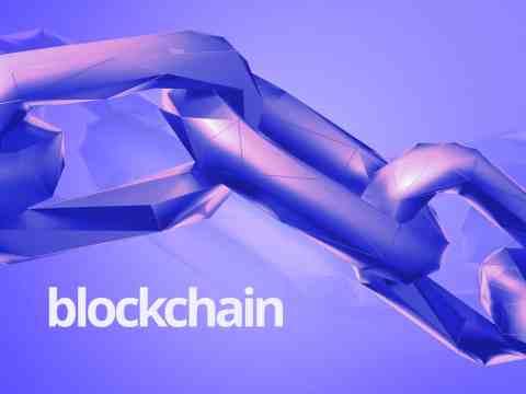 Does blockchain work