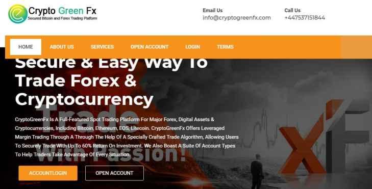 CryptogreenFX