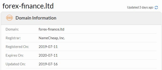 Forex Finance Ltd