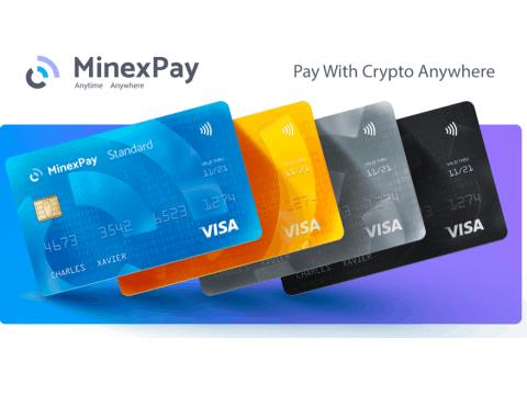 Minexpay Crypto Debit Card Scam