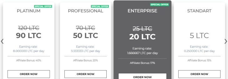 OnlineLTC Review – Scammers Are Moving To Other Coins