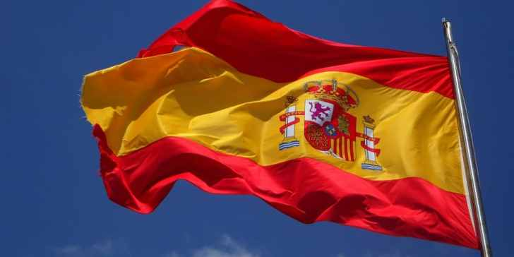 Spain for blockchain