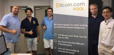 Bitcoin.com Pool Roger Ver