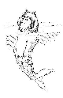 Cryptomundo » Steller's Sea Ape