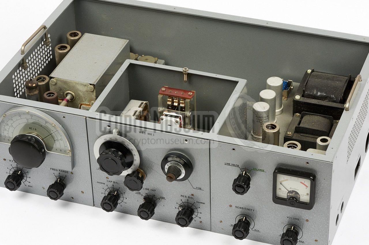 Wre Type 2 Transceiver Transmitter Section Circuit Diagram