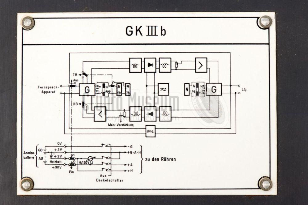 medium resolution of below is the simplified block diagram of the gk iii b