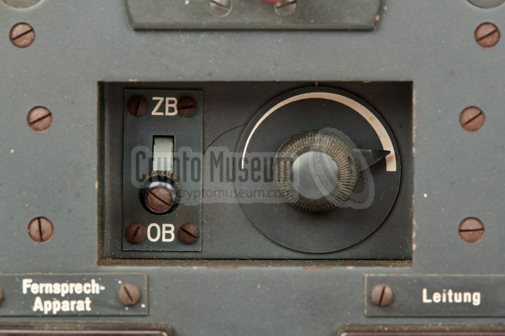 medium resolution of  the on off switch are used to select the desired telephone system ob or zb and adjust the audio volume of the receiver circuit
