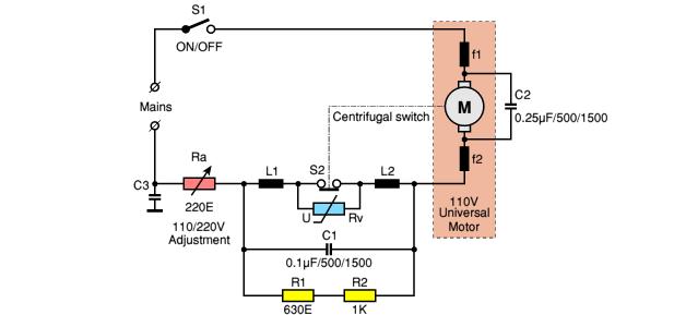 110 ac outlet wiring diagram ata 110v 220v motor | get free image about