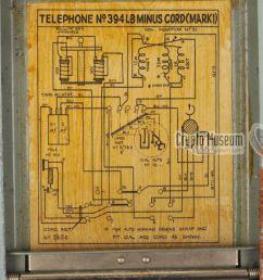 telephone no 394lb circuit diagram inside the device [ 1280 x 852 Pixel ]