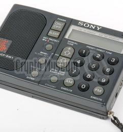 sony icf sw1 receiver [ 1280 x 853 Pixel ]