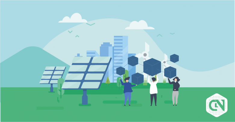Blockchain and energy