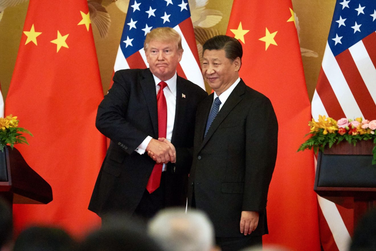 China can fight back against tariff hikes with Treasuries and the Yuan.