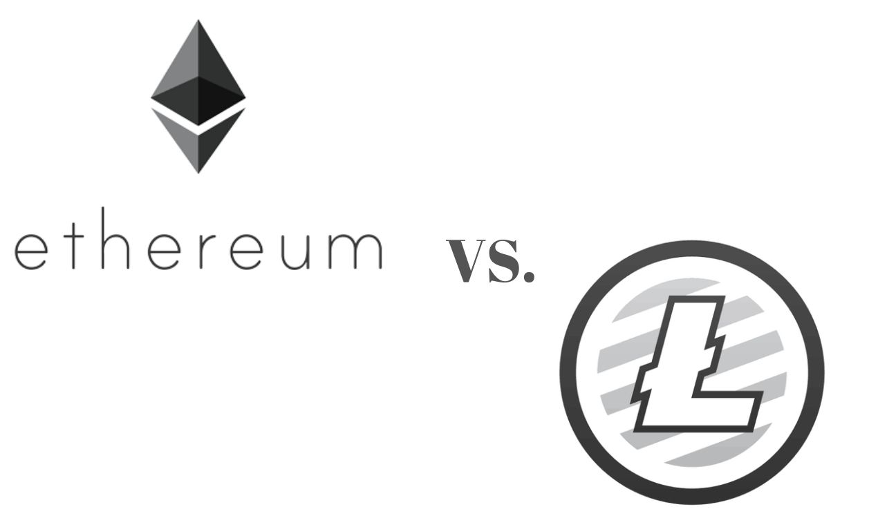 Ethereum vs Litecoin