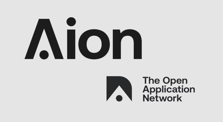 Aion's staking interface for Open Application Network (OAN