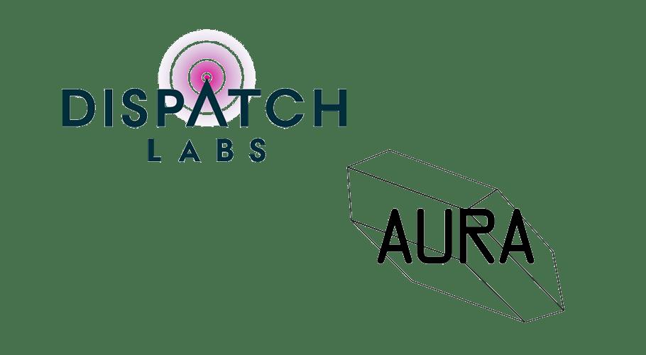 Dapp developer platform Dispatch partners with Aura to