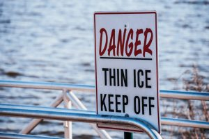 A Thin Ice Market — Altcoins Bleed Out
