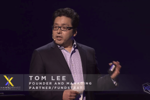 """Tom Lee: """"It Is a Mistake To Be Bearish When You're Already Down"""""""