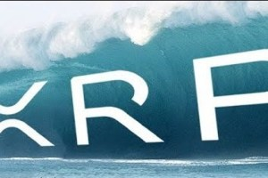 Riding The Tsunami: XRP Survives Two Crashes With A $4 Billion Lead Ahead Of Ethereum