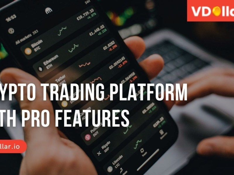 VDollar.io Crypto Exchange Review: A Unique Cryptocurrency trading platform with Pro Features