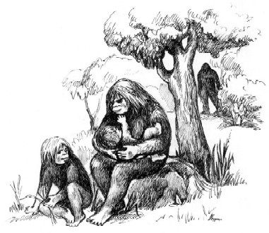 Bigfoot Dads: Thinking The Unthinkable