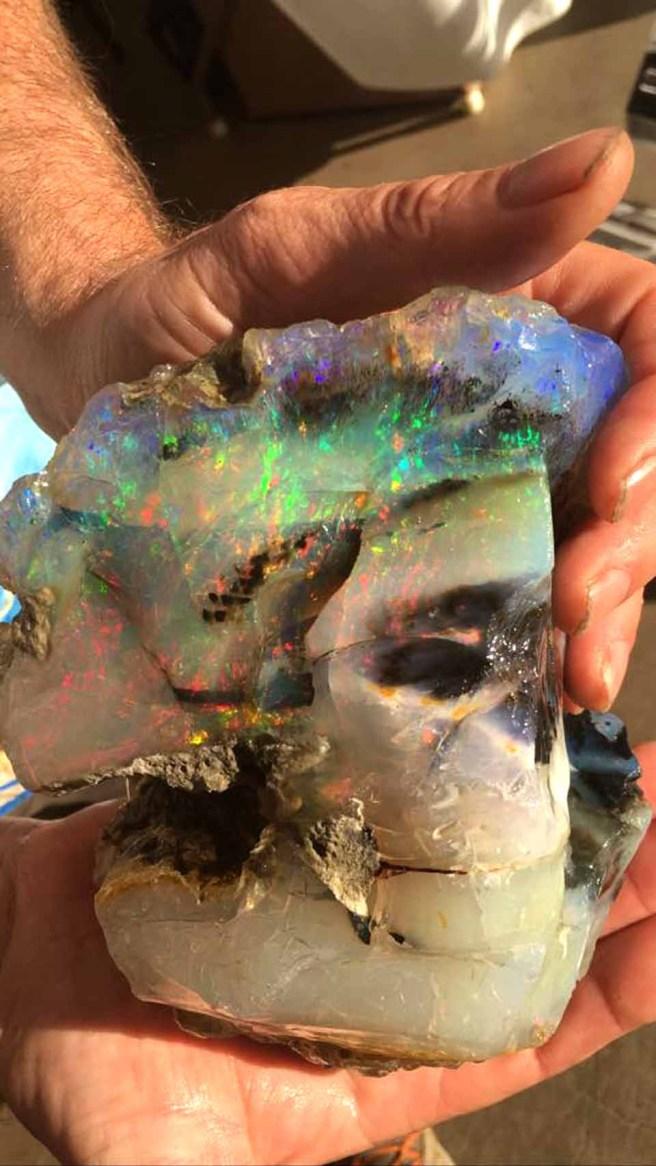 giant opal
