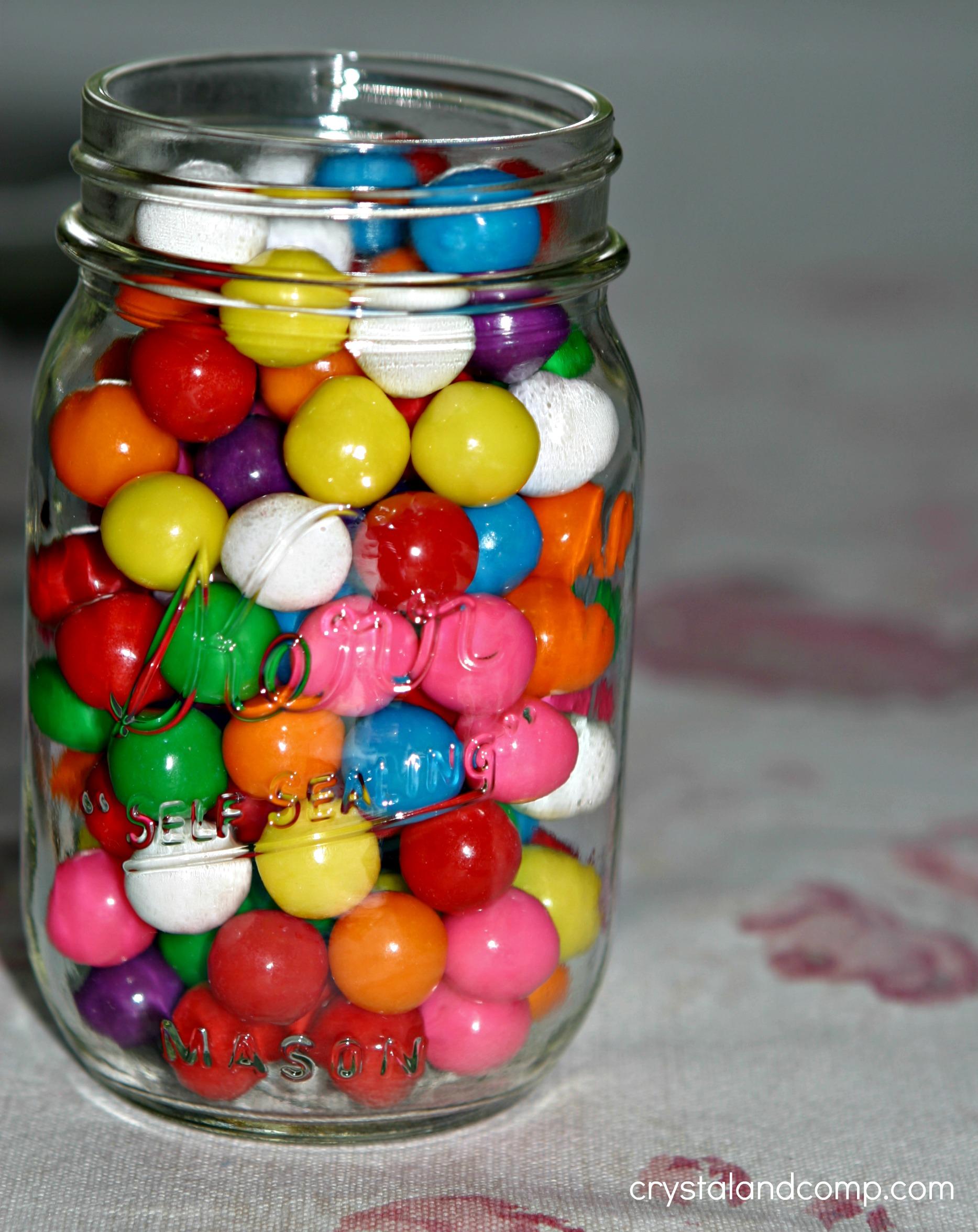 Teacher Appreciation T Ideas Bubble Gum