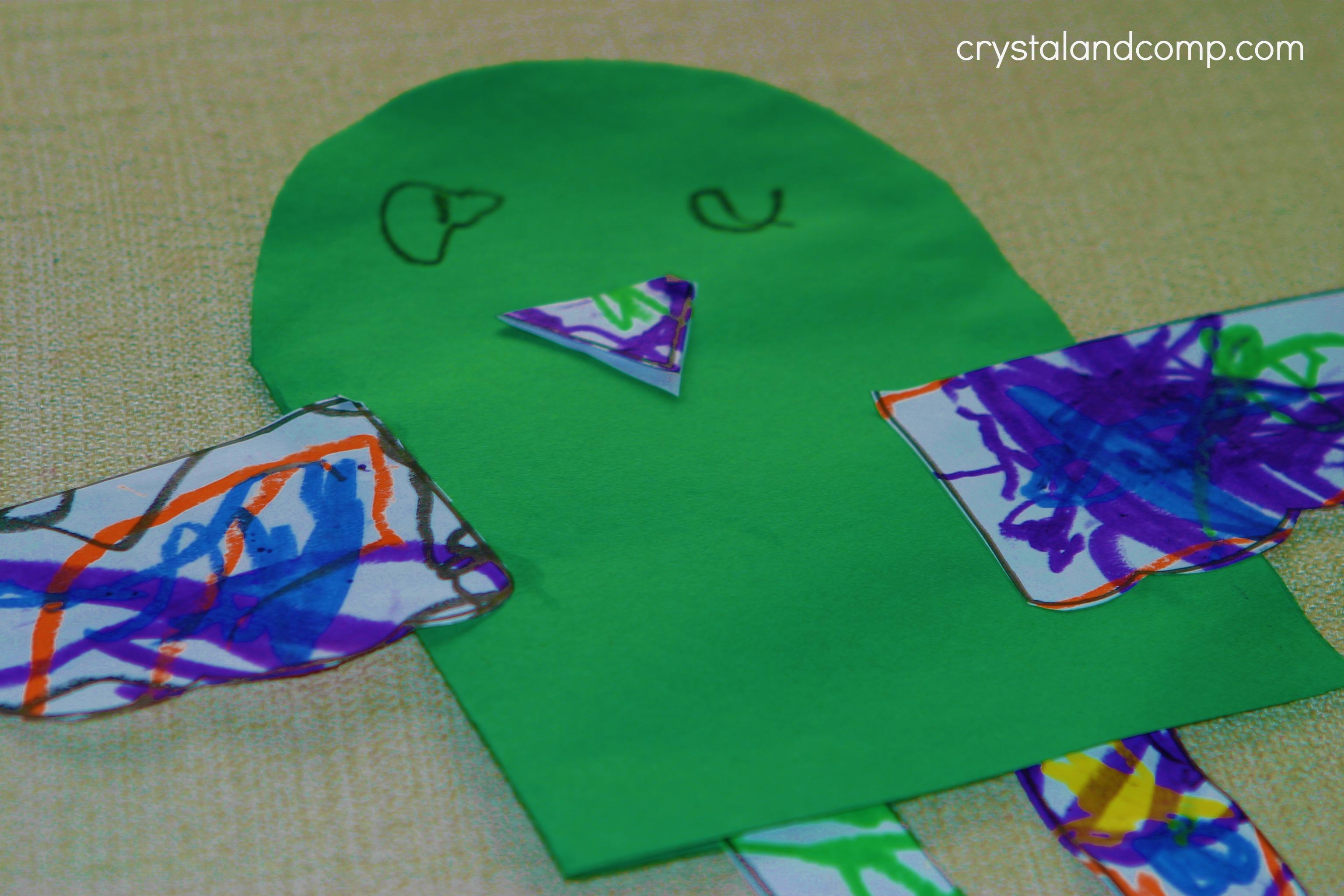 Homeschool How To Make Nursery Rhyme Pockets For