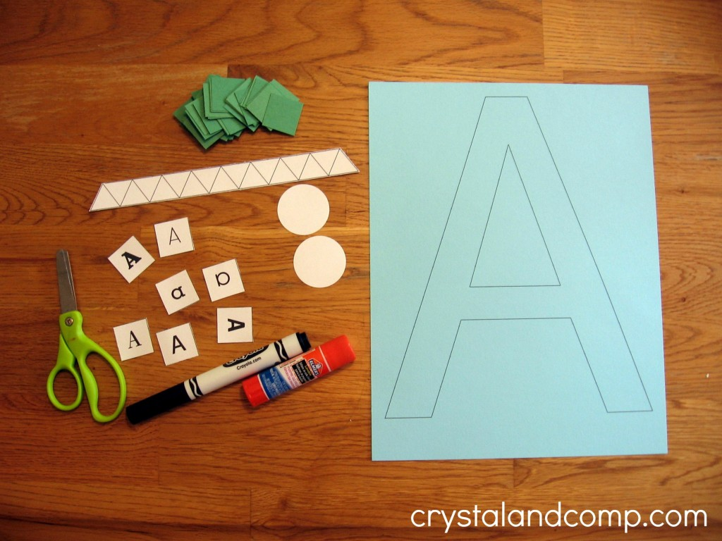Letter Of The Week A Is For Alligator