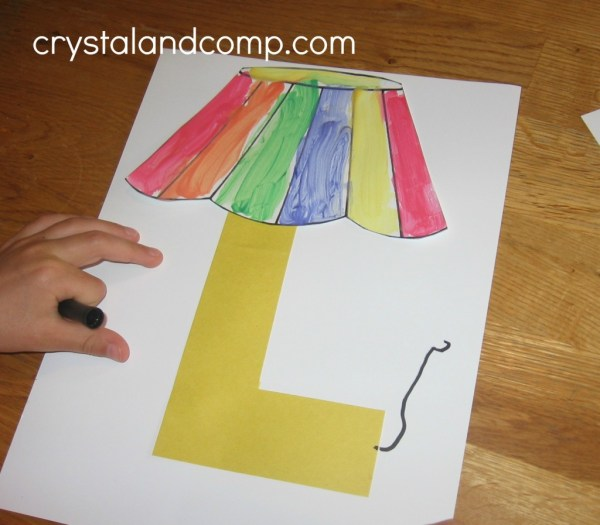 Letter L Crafts for Preschoolers