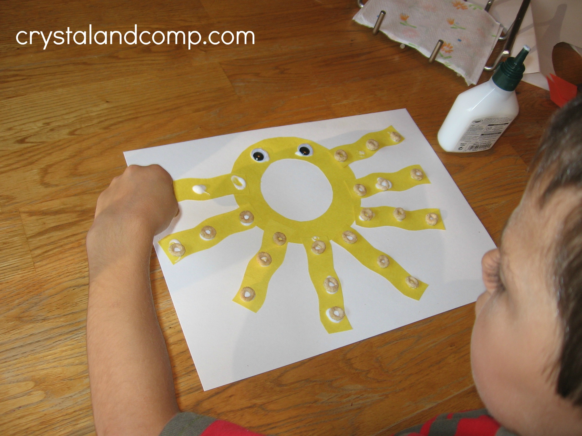 Alphabet Activities For Preschoolers O Is For Octopus