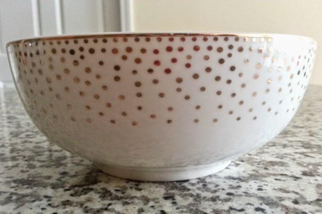 cute bowl