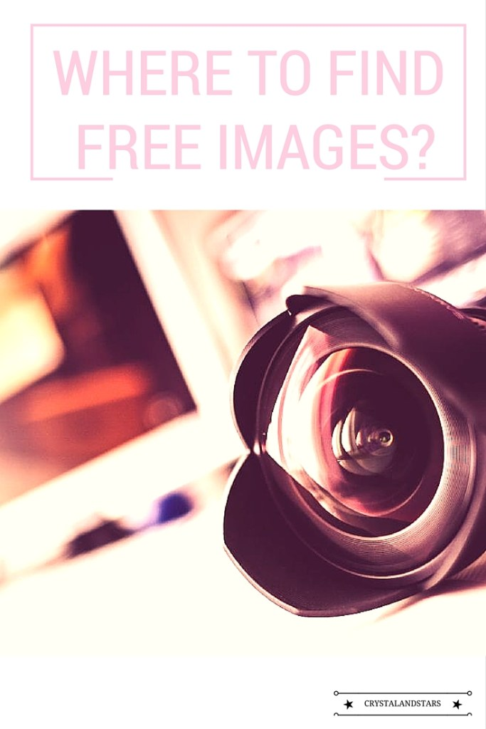 Where to find free images