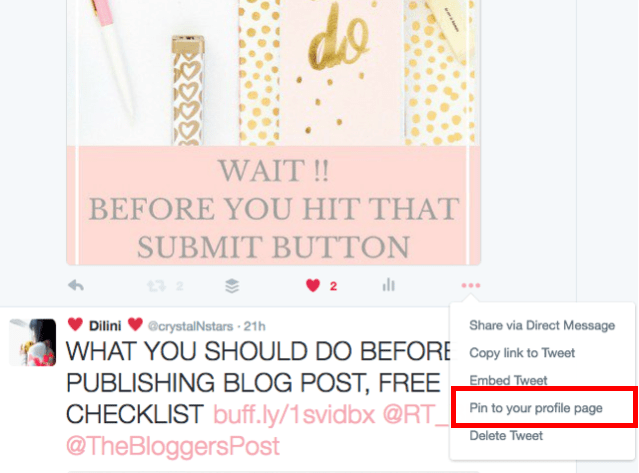 WHAT YOU SHOULD DO AFTER PUBLISHING A BLOG POST+ FREE CHECKLIST