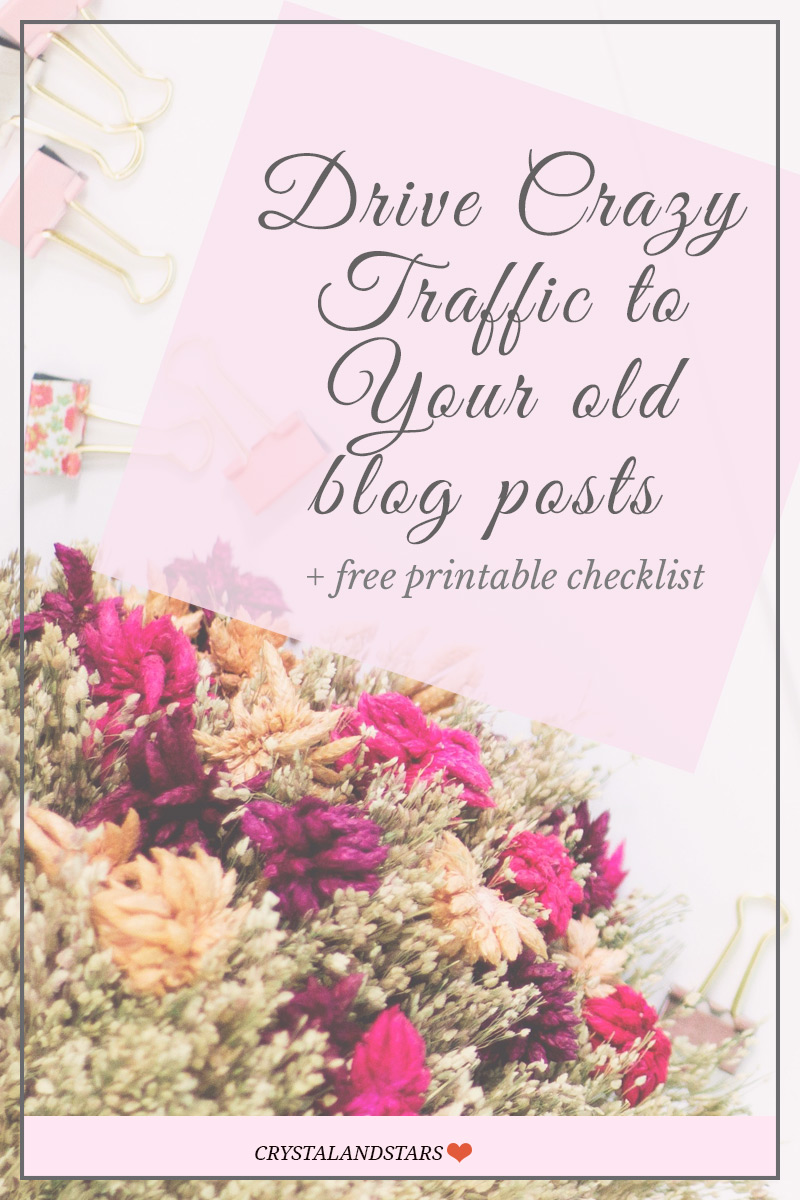 traffic-to-old-blog-posts