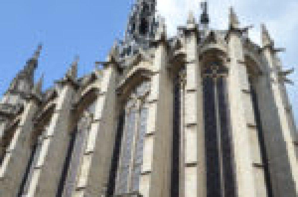 Paris Sainte-Chapelle