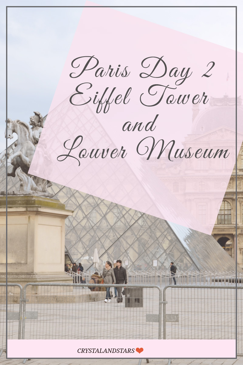 EIFFEL TOWER AND LOUVER MUSEUM