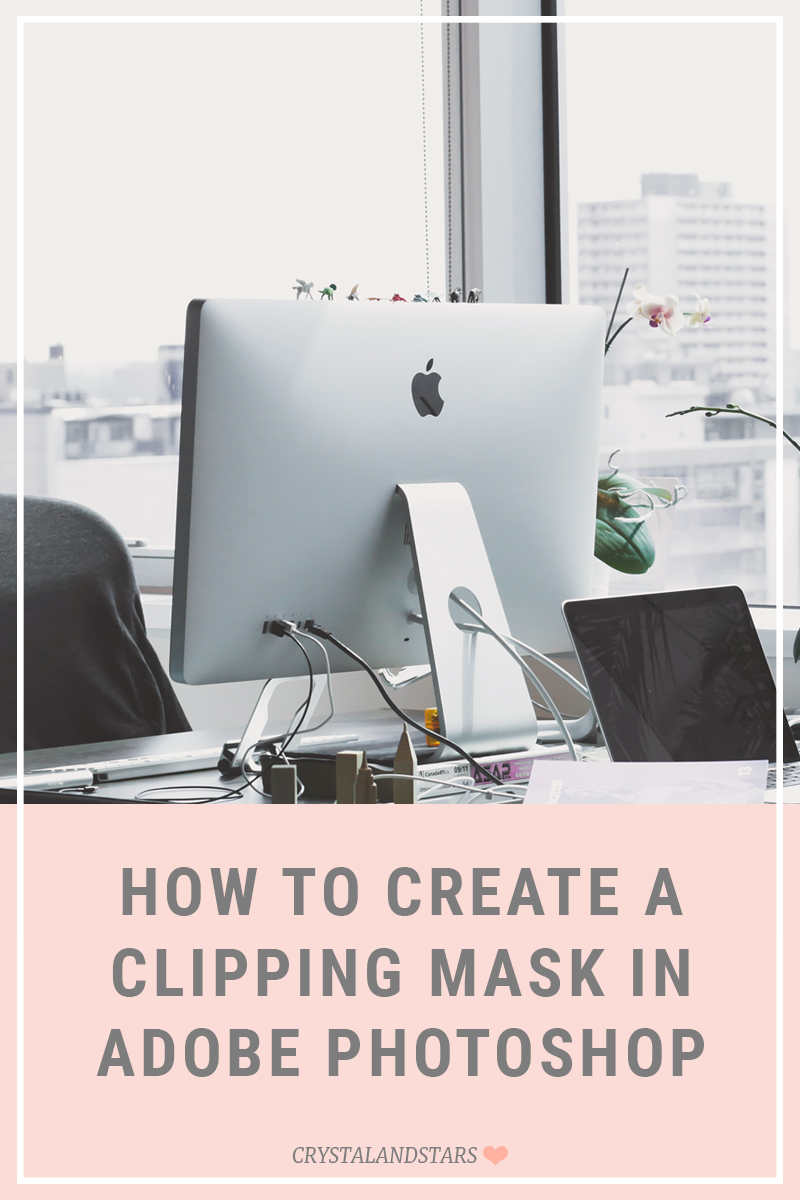 PHOTOSHOP CLIPPING MASK TUTORIAL