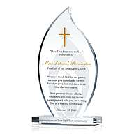 Pastor Wife Congratulations Gift Plaque