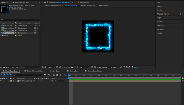Insider Look: After Effects in Unity UI - Crystal Companies