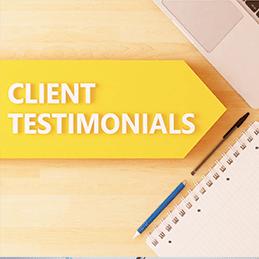 SaaS Sales Tool (Testimonials)