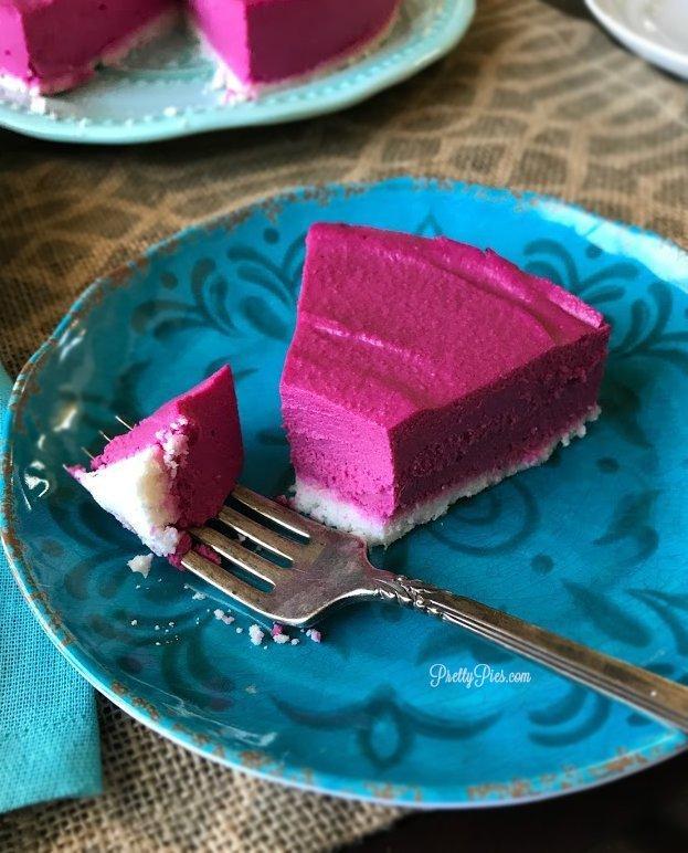 Hot Pink Pie