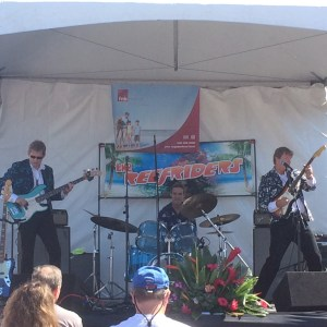 The Reefriders at the Pacific Coast Fog Fest