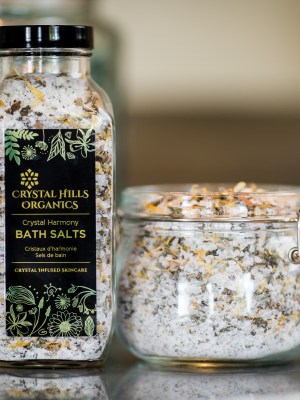 Crystal Harmony Bath Salts