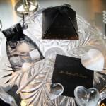 Quartz, selenite, Crystal Moon Goddess